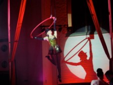 New classes in Aerial hoop trapeze/Lyra